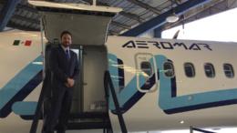 Aeromar ATR Andrés Fabre