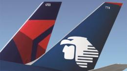 Cofece Aeroméxico y Delta Airlines