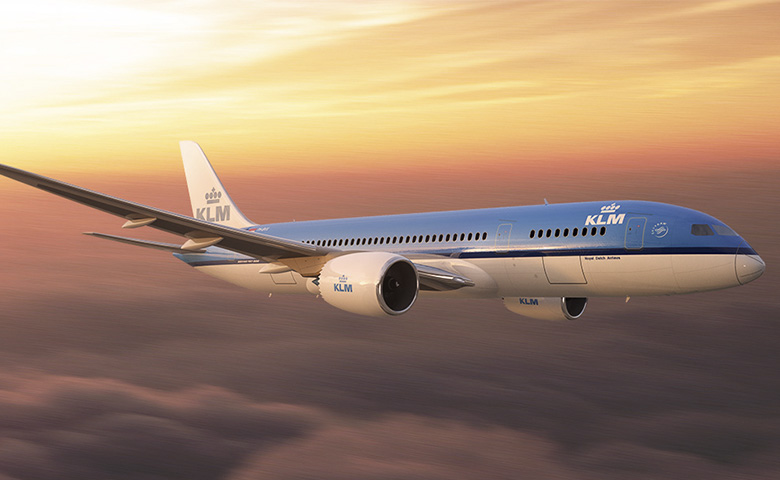 KLM apoya la propuesta de la Unión Europea de reabrir las fronteras dentro de Europa