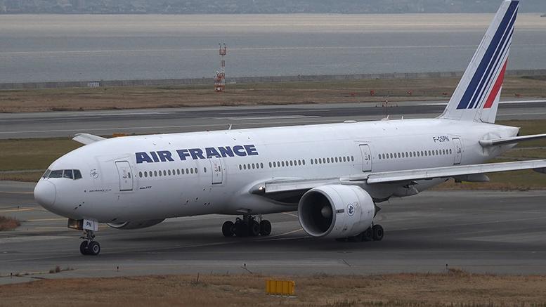 Air France Boeing 777 200