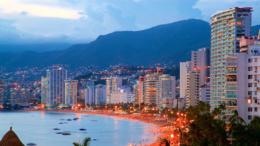 Guerrero ALERTA DE VIAJE Acapulco