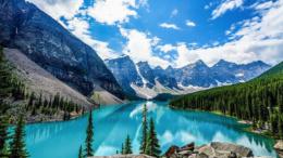 Alberta Canadá Lake Louise