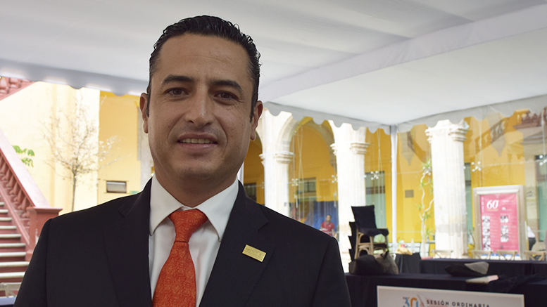 Jorge Manos ASETUR