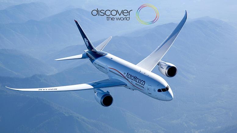 Aeromexico Discover the World