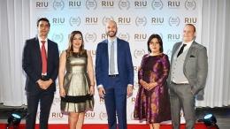 Riu entrega de premios México