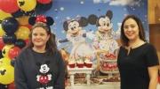 mickey mouse 90 años