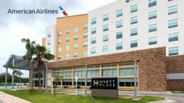 Hyatt American Airlines