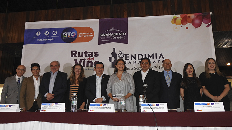 Vendimias Guananjuato 2019