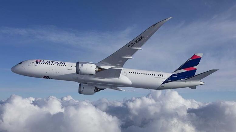 LATAM Airlines Group-mejor-aerolinea-del mundo