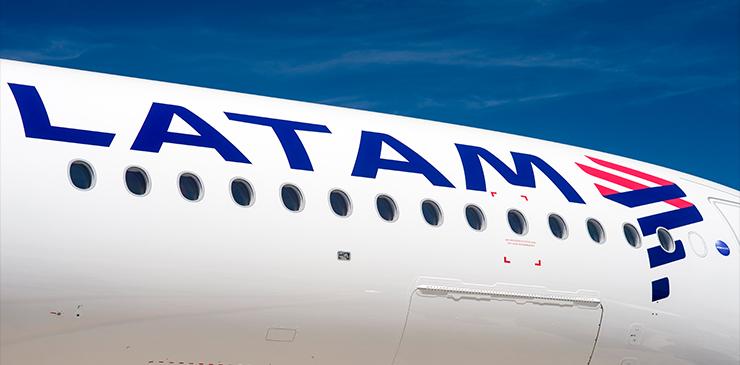 Continúa el aumento progresivo de LATAM Airlines en sus operaciones
