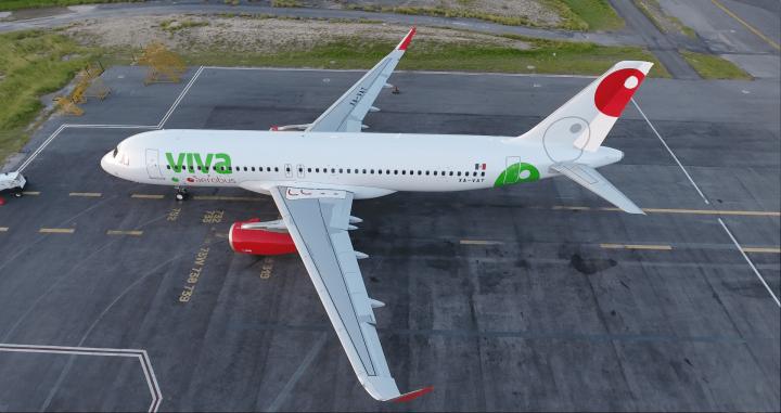 Anuncia Viva Aerobus nueva ruta CDMX-Acapulco
