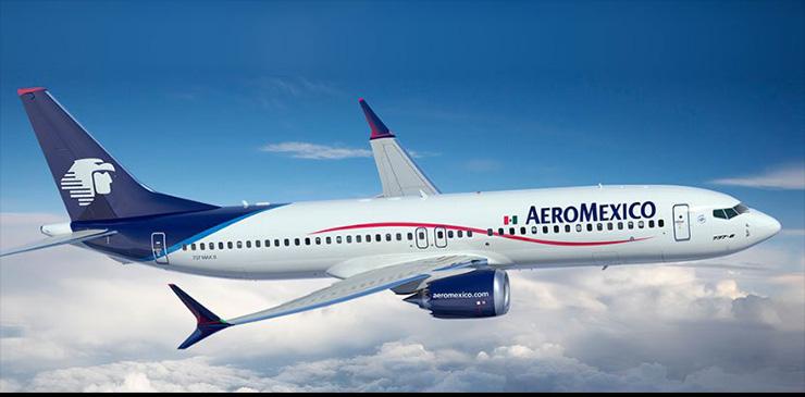 Aeroméxico regresa en octubre a Colombia y Argentina