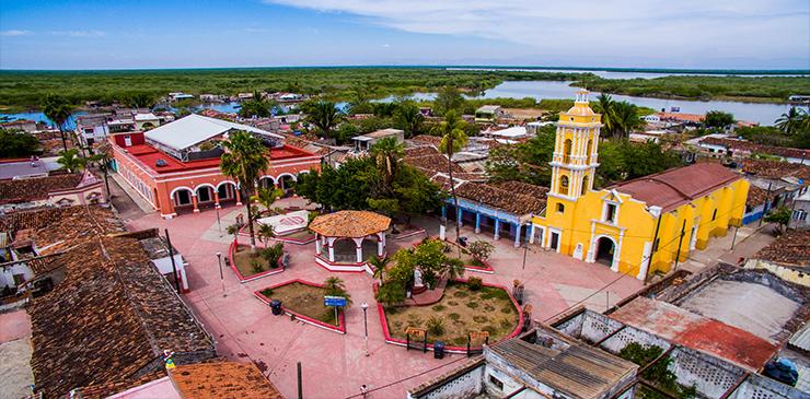 Isla de Mexcaltitán, Pueblo Mágico de Nayarit