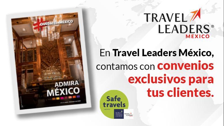Intégrate a Travel Leaders México