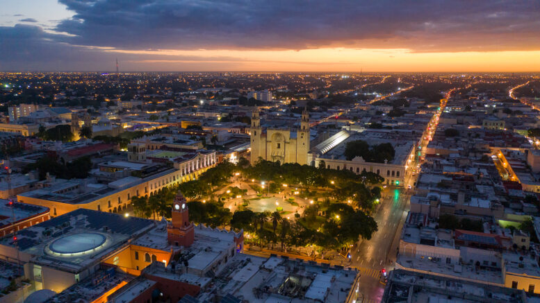 Yucatán tiene la ciudad más amigable de América
