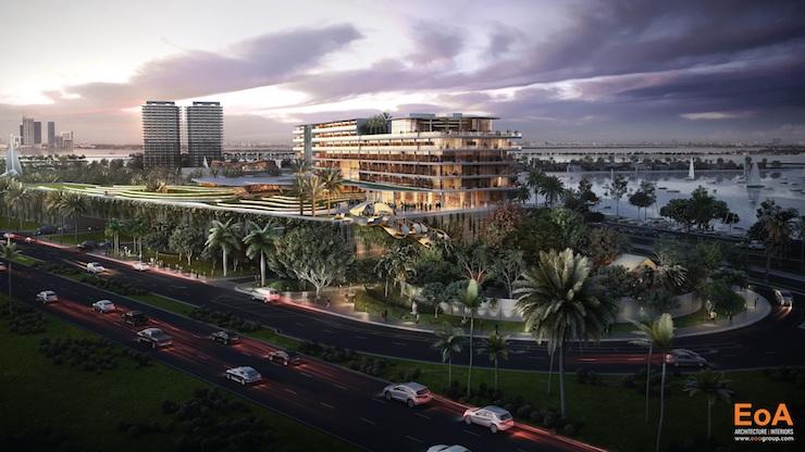 Se construirá al sur de la  Florida el primer parque de eco-aventura auténtico