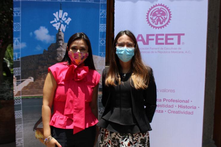 Yucatán se hace presente con sus seis mágicas regiones en la junta reglamentaria de AFEET