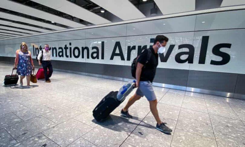 Continúa estancada recuperación de viajes aéreos