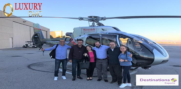 Luxury DMC llega a México para promocionar servicios turísticos en Las Vegas