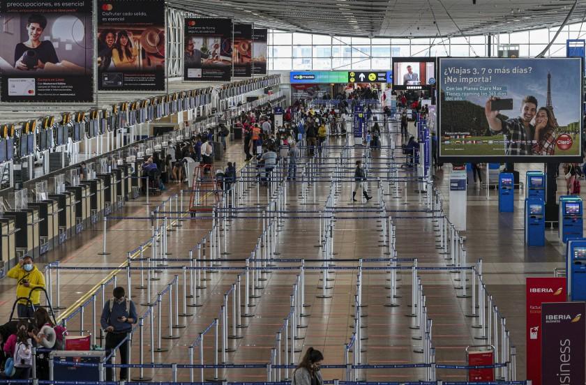 Chile abrirá fronteras a extranjeros vacunados a partir de octubre
